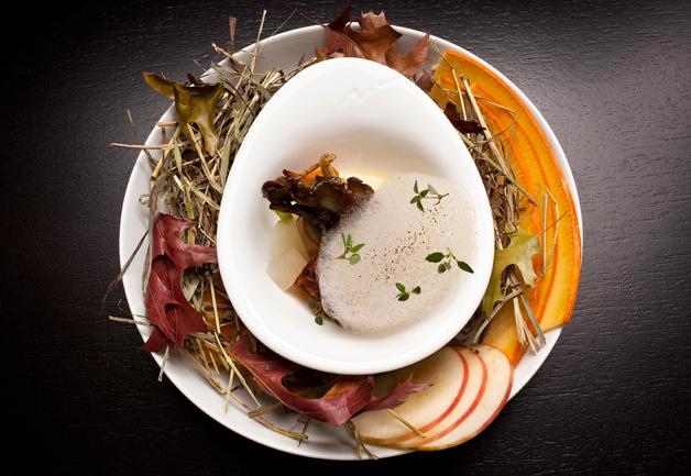 Alinea fall menu couture et cuisine - Table cuisine alinea ...